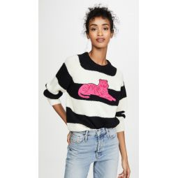 The Boat Sqaure Jumper Alpaca Pull Over