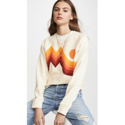 The Square Pullover Sweatshirt