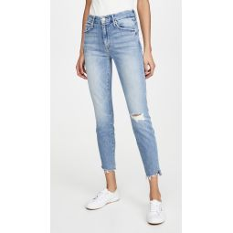 The Looker Ankle Step Fray Jeans