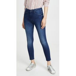 High-Waisted Looker Ankle Jeans