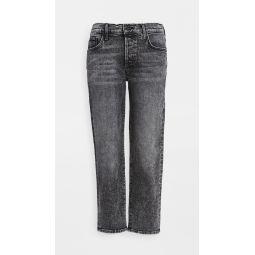 The Saint Ankle Jeans