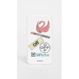 Multi Logo iPhone XS Max Case