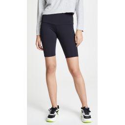 High Rise Bike Shorts