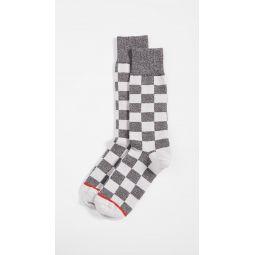 Grid Oswald Socks