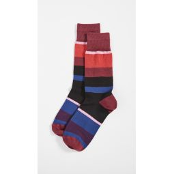 Oasis Stripe Socks