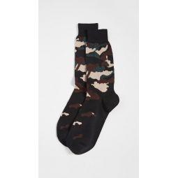 Olaf Camo Socks