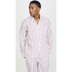 Dual Stripe Henry PJ Top