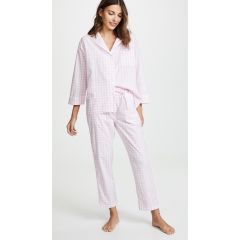 Marina Large Gingham PJ Set