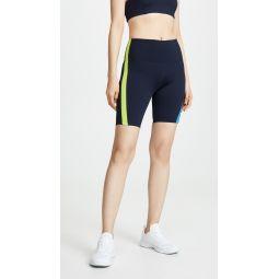 Link High Waist Biker Shorts