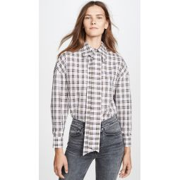 Easy Shirt with Zipper Detail