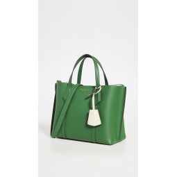 Perry Small Triple Compartment Tote