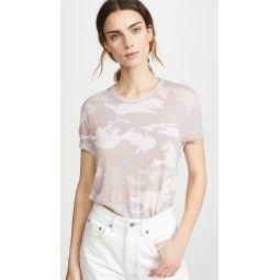 Walk Linen Camo T-Shirt
