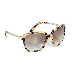 Prada Womens Oversized Square Sunglasses