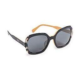 Prada Womens Round Sunglasses