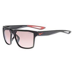 Sunglasses NIKE BANDIT E EV0950 001 MT BK/BRGHT CRIMSON/MAX SPED