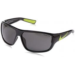Nike Mens Mercurial 8.0 Max Optics Rectangular Sport Sunglasses