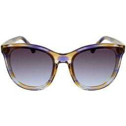 Armani EA4125 Sunglasses 57154Q-61 -, Violet Gradient Grey EA4125-57154Q-61