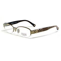 Coach Designer Reading Glasses Betsy 5030-9002 52mm ; DEMO LENS