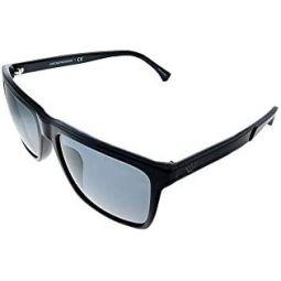 Sunglasses Emporio Armani EA 4117 F 50176G Black