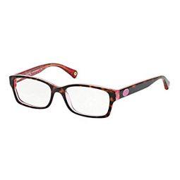 Coach Womens HC6040 Eyeglasses
