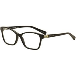 코치 여성용 HC6091B 안경