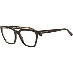 코치 여성용 HC6109 안경