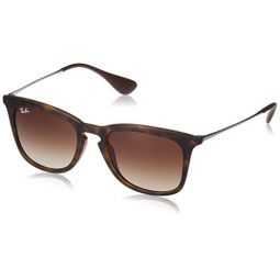 Ray-Ban Sunglasses Tortoise/Brown Nylon - Non-Polarized - 52mm