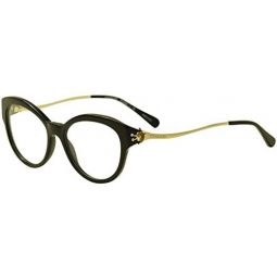 Eyeglasses Coach HC 6093 5308 BLACK/LIGHT GOLD