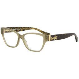 코치 여성용 HC6088 안경
