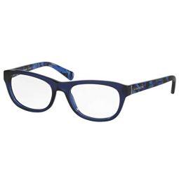 Coach 0HC6081 옵티컬 풀 림 직사각형 여성용 선글라스
