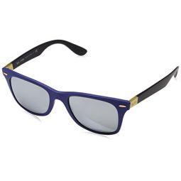 Ray-Ban Wayfarer Liteforce 0RB4195 Wayfarer Sunglasses