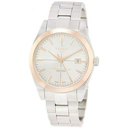 Tissot Automatic Silver Dial Mens Watch T927.407.41.031.00