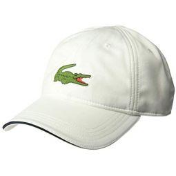 Lacoste Mens Sport Miami Open Edition Croc Cap