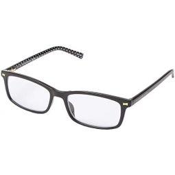 Kate Spade New York Jodie Blue Light Reading Glasses Black +2.50