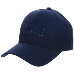 Under Armour UA Wordmark Stretch Fit Cap S/M Academy