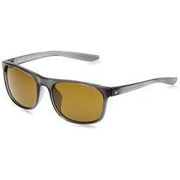 Nike CW4651-021 Endure E Sunglasses Dark Grey Frame Color, Terrain Tint Lens