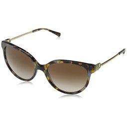 Michael Kors MK2052 329213 Brown Grey Tort Abi Cats Eyes Sunglasses Lens Catego