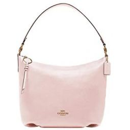Coach NY Skylar Leather Hobo Purse - #91029 - Blossom Pink