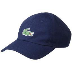 Lacoste Mens Sport Novak On Court Wordplay Hat Cap