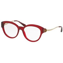 Eyeglasses Coach HC 6093 5419 BURGUNDY/LIGHT GOLD