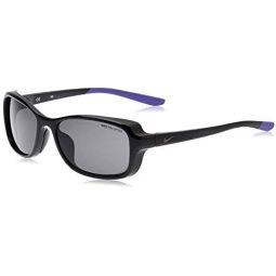 Nike CT8031-010 Breeze Sunglasses Black Frame Color, Dark Grey Lens Tint