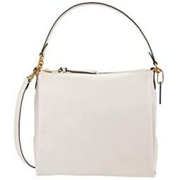 COACH Soft Pebble Leather Shay Shoulder Bag