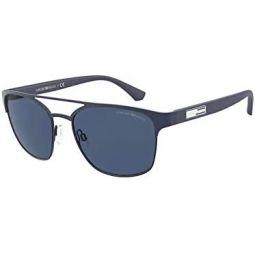Sunglasses Emporio Armani EA 2093 309280 Matte Blue