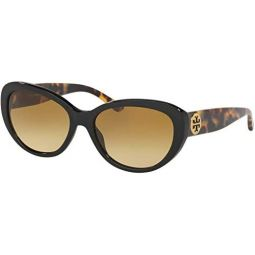Tory Burch 0TY7136 56 mm Black One Size