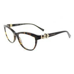 코치 여성용 HC6087 안경