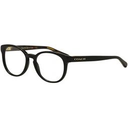 Coach Womens HC6102 Eyeglasses