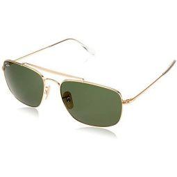 Ray-Ban 남성용 선글라스 금속, 스틸