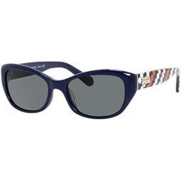 Kate Spade Sunglasses - Keara/P / Frame: Navy Lens: Gray Polarized