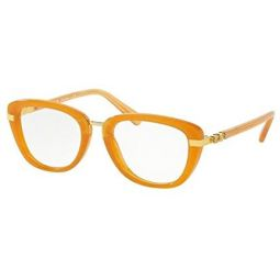 Coach Womens HC6106BF Eyeglasses Amber Gold 53mm