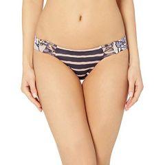 Maaji Womens Alua Cocktail Reversible Signature Bikini Bottom Swimsuit